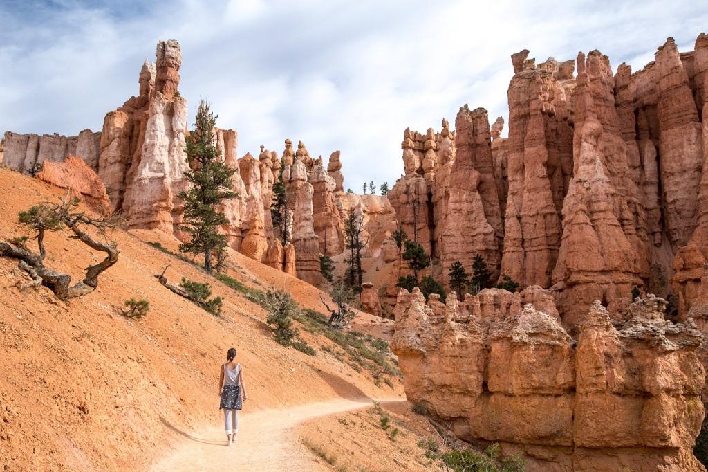 Navajo Loop Trail - widok