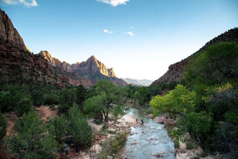 Canyon Junction Bridge