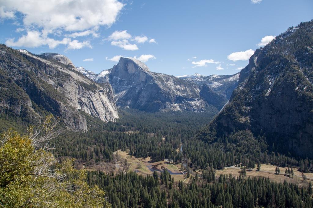 Yosemite Valley - Yosemite Falls Trail