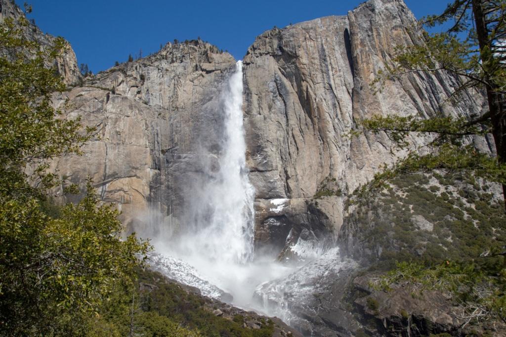Yosemite Falls - Trail