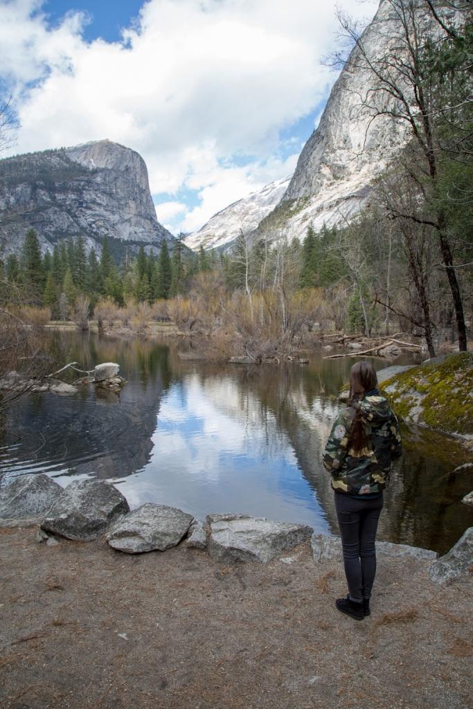 Lake Mirror Trail