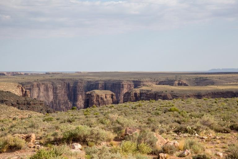 Wielki Kanion poza granicami parku