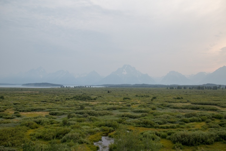 Grand Teton - góry