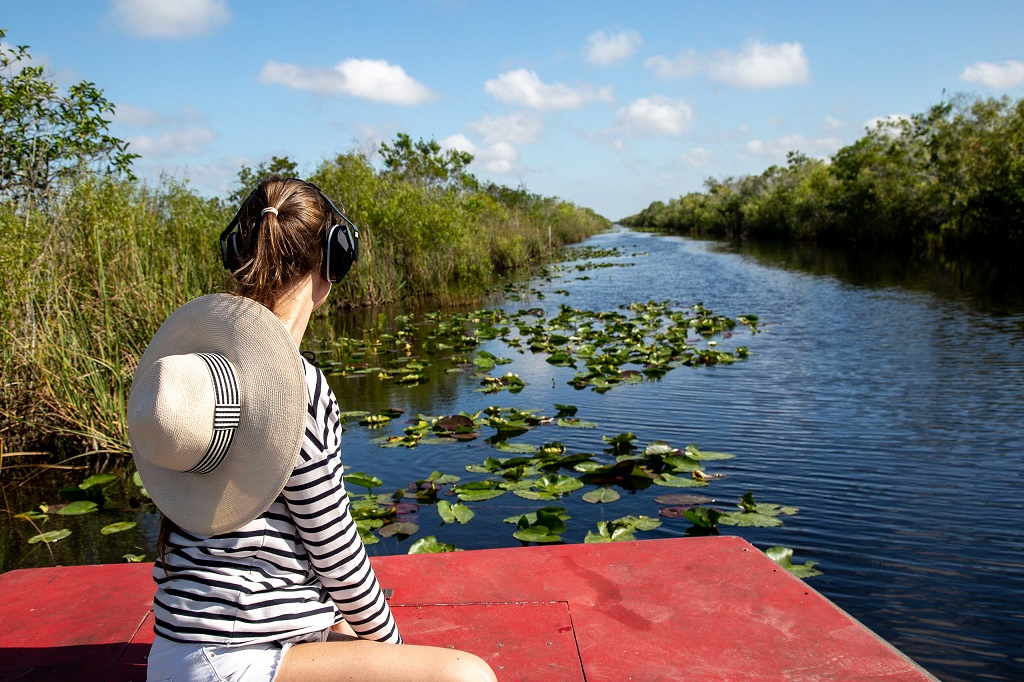 Cooper Town Airboats - Everglades