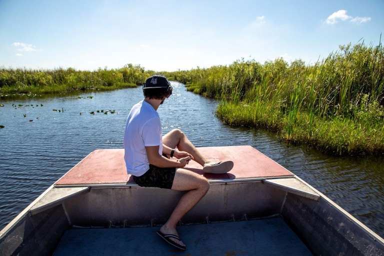 Cooper Town Airboats - Shark River Slough