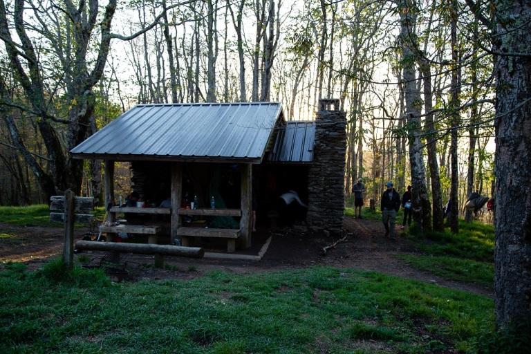 Appalachian Trail - wiata