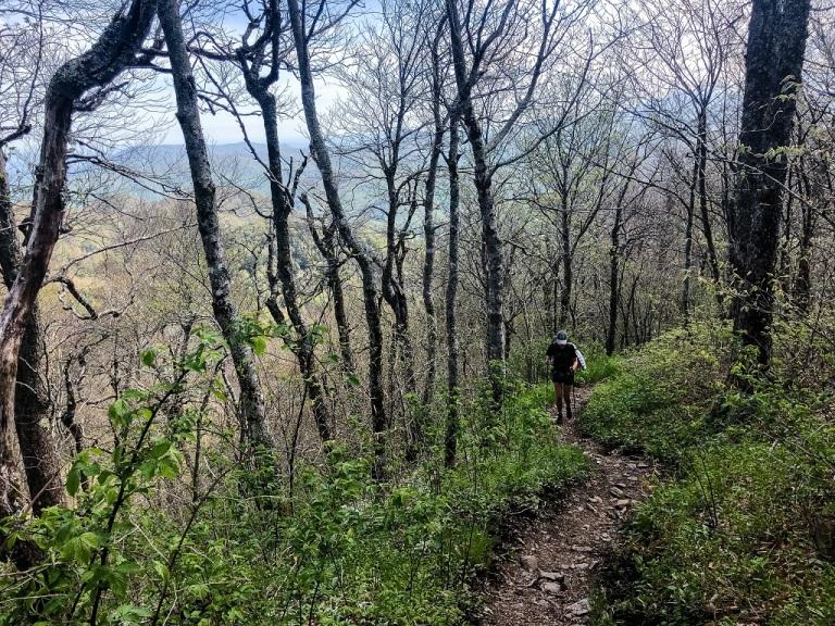 Appalachian Trail - ścieżka