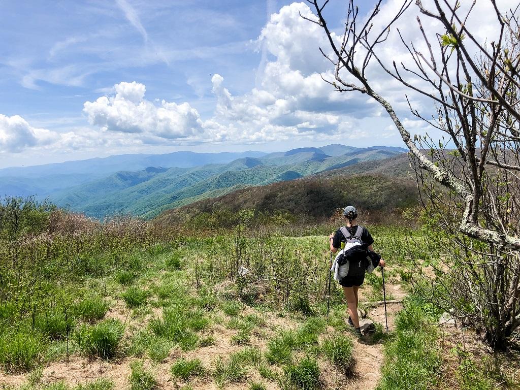 Appalachian Trail- szczyty