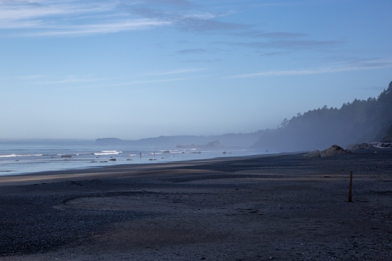 Beach 3 - widok