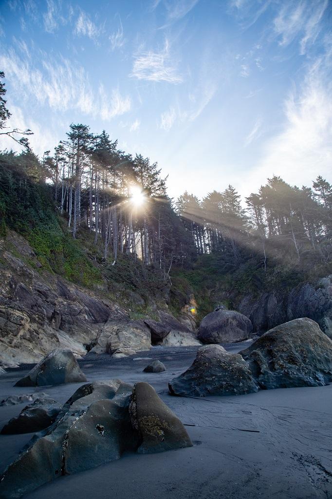 Beach 3 - wybrzeże